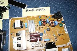 SAMSUNG UN55H6400 US02 Board Set Power Supply, Main, T-Con, LVDS, WiFi, Control