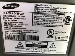Samsung 58 Plasma FPT5884X/XXAA Main Board with Power Supply