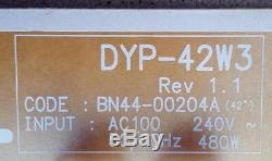 Samsung Ps42a410 Ps42a450 Power Supply Board Bn44-00204a Dyp-42w3