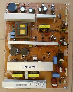 Samsung Ps50a410 Power Supply Board Bn44-00205a Dyp-50w3